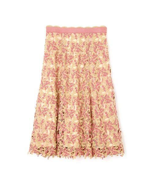 JILLSTUART / ジルスチュアート スカート | ◆[限定]ペニーレースフレアスカート | 詳細1