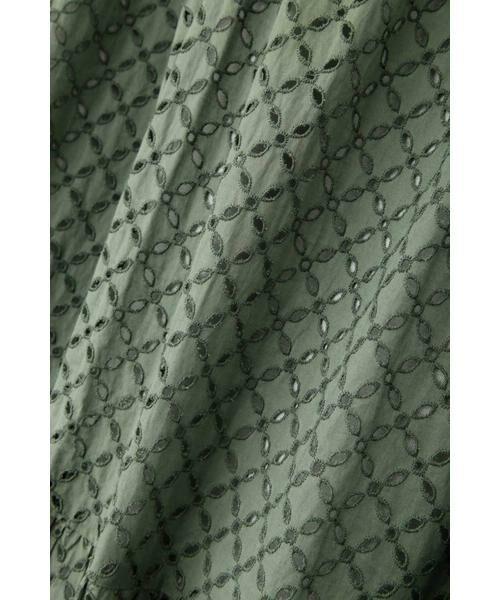 JILLSTUART / ジルスチュアート ワンピース | ◆ベティレースティアードワンピース | 詳細12
