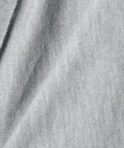 自由区 / ジユウク その他アウター | 【マガジン掲載・洗える】フード付き ニットアウター(検索番号T26) | 詳細10