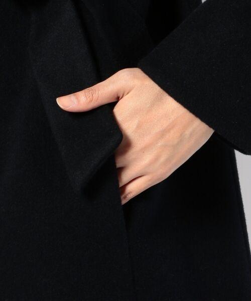 自由区 / ジユウク その他アウター | 【マガジン掲載】カシミヤミックスウール スタンドコート(検索番号U17) | 詳細18