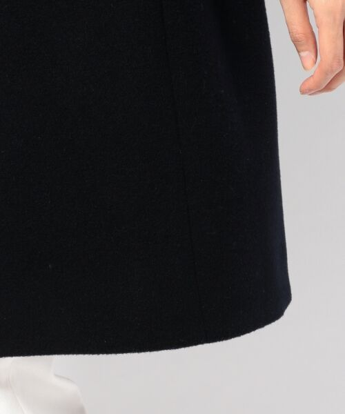 自由区 / ジユウク その他アウター | 【マガジン掲載】カシミヤミックスウール スタンドコート(検索番号U17) | 詳細19