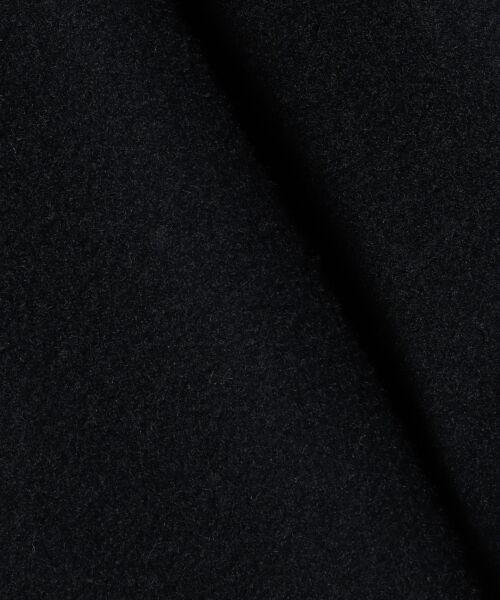 自由区 / ジユウク その他アウター | 【マガジン掲載】カシミヤミックスウール スタンドコート(検索番号U17) | 詳細20