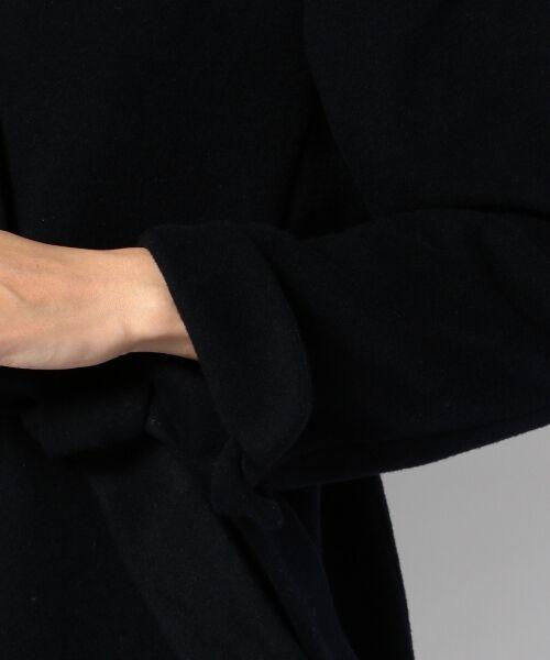 自由区 / ジユウク その他アウター | 【マガジン掲載】カシミヤミックスウール スタンドコート(検索番号U17) | 詳細21