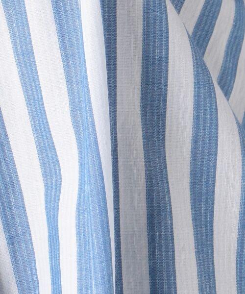 自由区 / ジユウク トップス | 【マガジン掲載】TIMELESS イタリアCANGIOLI ロングシャツ(検索番号C46) | 詳細11