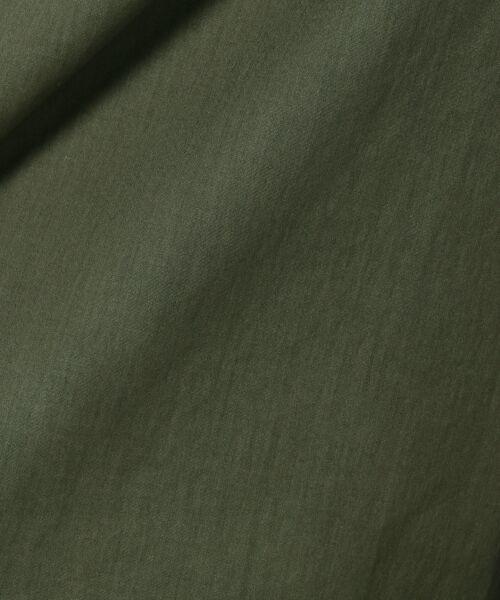 自由区 / ジユウク ショート・ハーフ・半端丈パンツ | ストレッチコットン カラーパンツ(検索番号H42) | 詳細12