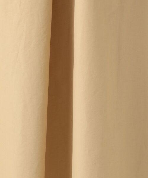 自由区 / ジユウク ミニ・ひざ丈スカート | 【WEB限定カラー有】タイプライタータックフレアー スカート(検索番号Q63) | 詳細9