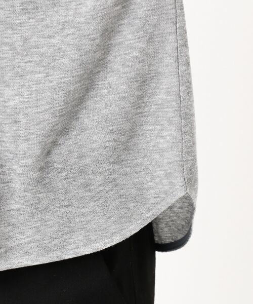 自由区 / ジユウク Tシャツ | 【新色追加】ラメパルサー 半袖プルオーバー(検索番号H49) | 詳細10