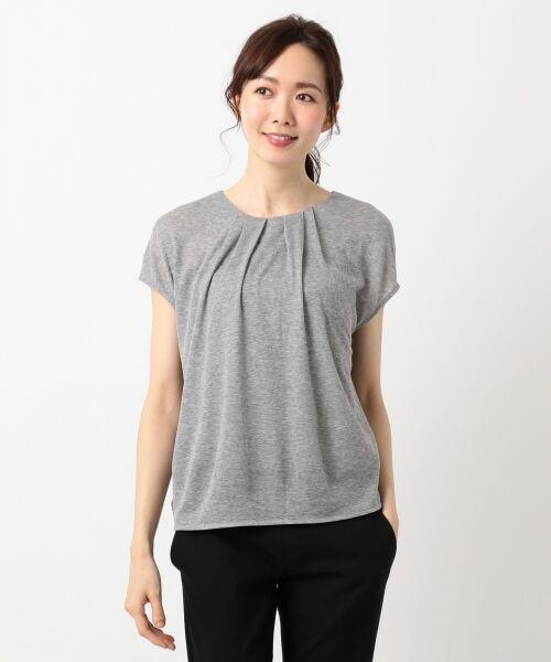 自由区 / ジユウク Tシャツ | 【新色追加】ラメパルサー 半袖プルオーバー(検索番号H49) | 詳細4