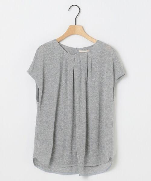 自由区 / ジユウク Tシャツ | 【新色追加】ラメパルサー 半袖プルオーバー(検索番号H49)(ライトグレー)