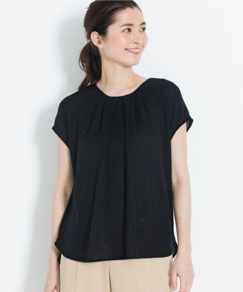 自由区 / ジユウク Tシャツ | 【新色追加】ラメパルサー 半袖プルオーバー(検索番号H49)(ブラック)