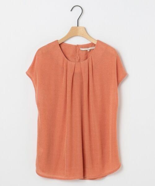 自由区 / ジユウク Tシャツ | 【新色追加】ラメパルサー 半袖プルオーバー(検索番号H49)(ピンク)
