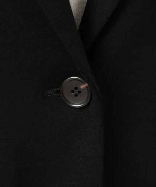 自由区 / ジユウク テーラードジャケット   【マガジン掲載】ウォッシャブルウール テーラードジャケット(検索番号N22)   詳細15