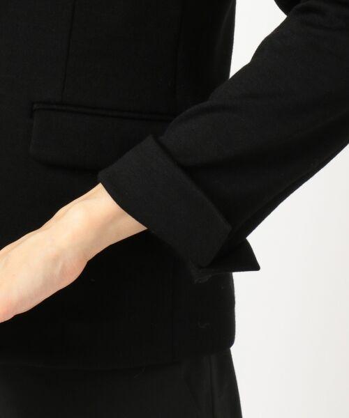 自由区 / ジユウク テーラードジャケット   【マガジン掲載】ウォッシャブルウール テーラードジャケット(検索番号N22)   詳細16
