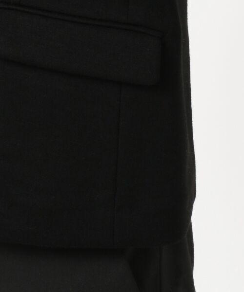 自由区 / ジユウク テーラードジャケット   【マガジン掲載】ウォッシャブルウール テーラードジャケット(検索番号N22)   詳細19