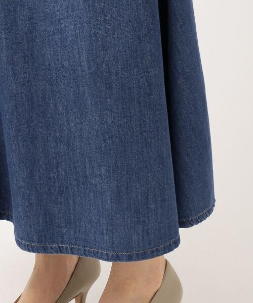 自由区 / ジユウク デニムスカート | 【マガジン掲載】BLUE ライトデニムスカート(検索番号D26) | 詳細14