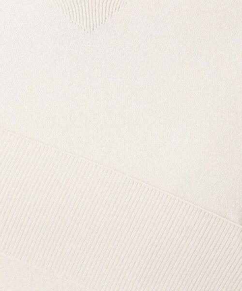 自由区 / ジユウク ニット・セーター   【Sサイズ有】 VISCOSE STRETCH Vネック ニット プルオーバー   詳細10