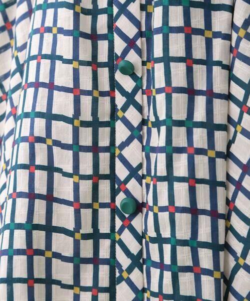 Jocomomola / ホコモモラ ロング・マキシ丈スカート | Cuadro pt チェック総柄スカート | 詳細6