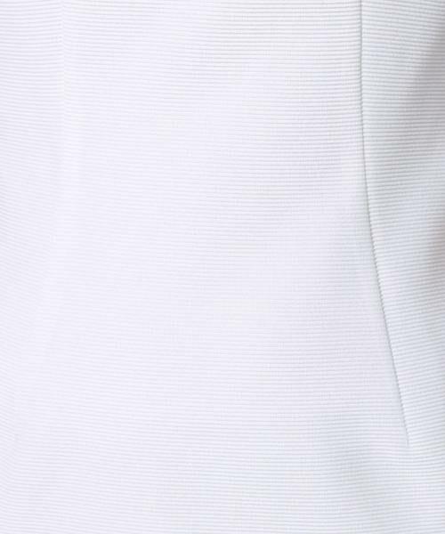 JOCONDE ROYAL / ジョコンダロイヤル ミニ丈・ひざ丈ワンピース | ワンピース/グログランジャージー | 詳細7