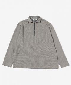 【キングサイズ】サーモトップコードレーン ポロシャツ