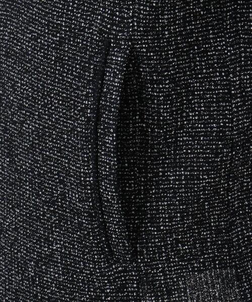 JOSEPH ABBOUD / ジョセフ アブード ブルゾン | 【キングサイズ・2WAY】ツィーディーインレイ ブルゾン/シャツ | 詳細5