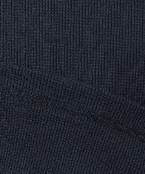 JOSEPH ABBOUD / ジョセフ アブード Tシャツ | 【JOE COTTON】ワッフル カットソー | 詳細11