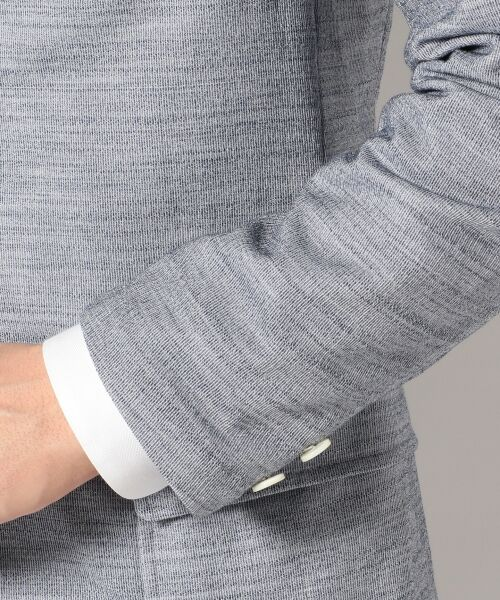 J.PRESS / ジェイプレス テーラードジャケット | 【KARL MAYER】 LITE SLIPON ジャケット | 詳細6