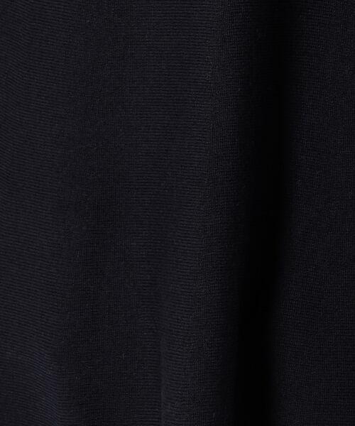 J.PRESS / ジェイプレス ニット・セーター | 【洗える!】セミ梳毛天竺 ポンチョ風ニット | 詳細30