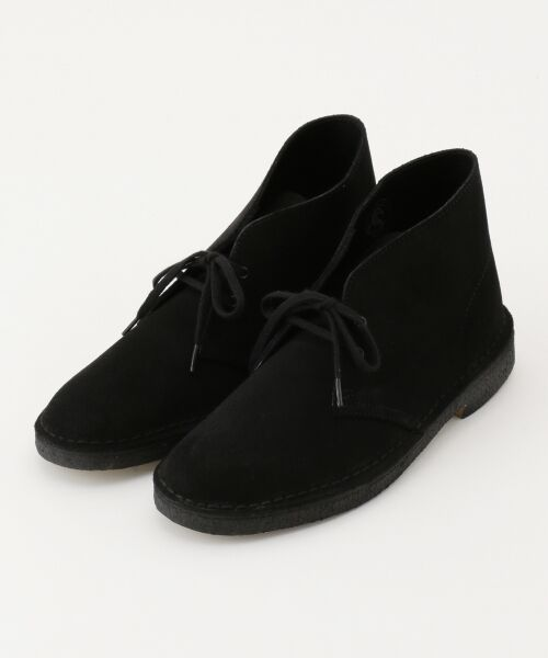 J.PRESS / ジェイプレス ブーツ(ロング丈)   【Clarks】DESERT BOOTS / シューズ(ブラック系)