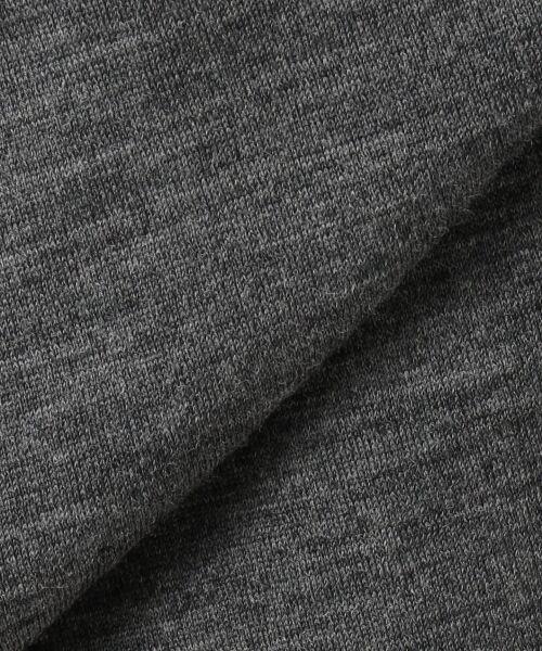 J.PRESS / ジェイプレス Tシャツ | ウォッシャブルウールジャージーボウタイ付 カットソー | 詳細10