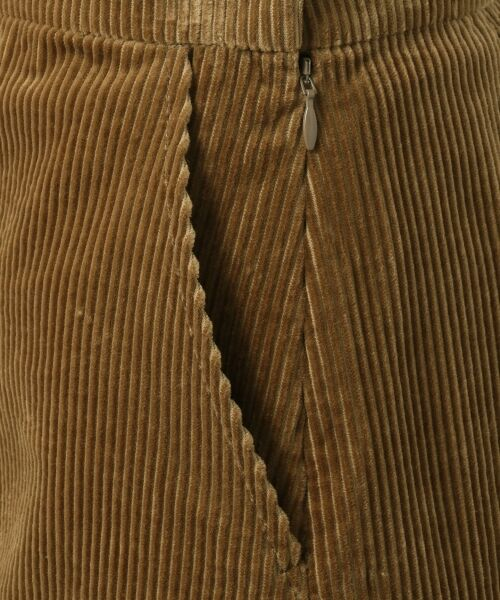 J.PRESS / ジェイプレス ミニ・ひざ丈スカート   【洗える】スーピマコットン コーデュロイ スカート   詳細13