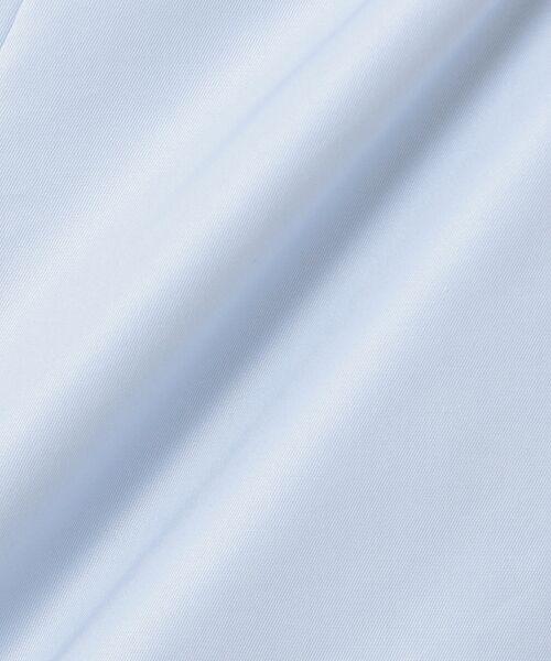 J.PRESS / ジェイプレス トレンチコート | 【撥水・花粉防止加工】ギザコーマツイル ショート ステンカラーコート | 詳細29