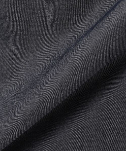 J.PRESS / ジェイプレス ミニ丈・ひざ丈ワンピース | 【洗える・色落ちしない】TENCEL DENIM ワンピース | 詳細13