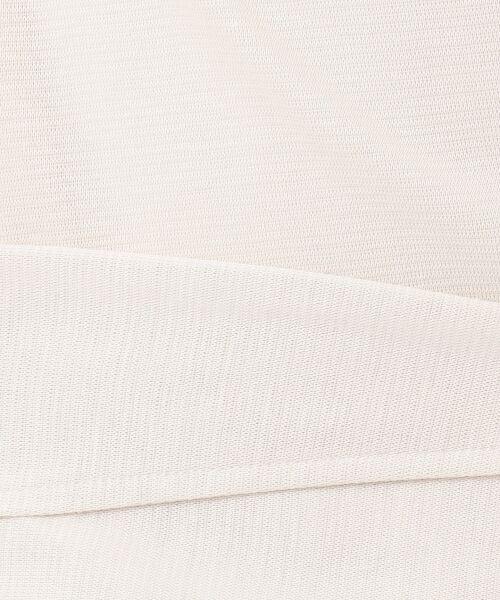 J.PRESS / ジェイプレス カーディガン・ボレロ   【UVカット・接触冷感】3Dフライス ロングカーディガン   詳細10
