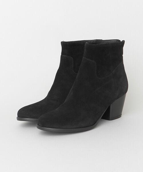 かぐれ / かぐれ ブーツ(ショート丈) | CORSO ROMA, 9 short boots(NERO)