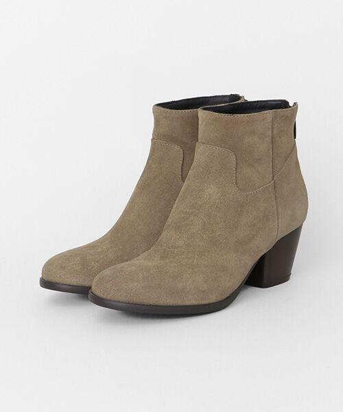 かぐれ / かぐれ ブーツ(ショート丈) | CORSO ROMA, 9 short boots(TAUPE)