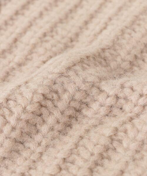 かぐれ / かぐれ ニット・セーター | アルパカオーバープルオーバー | 詳細8