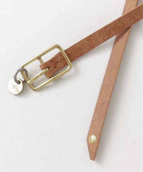 かぐれ / かぐれ ベルト・サスペンダー | MASTER&Co. leather belt | 詳細3