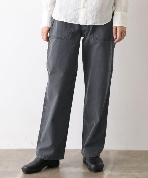 かぐれ / かぐれ その他パンツ | Daily Wardrobe Industry BAKER PANTS(BLACK)