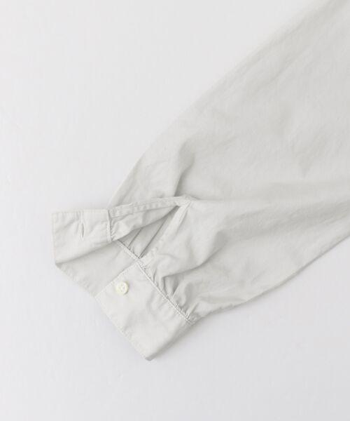 かぐれ / かぐれ シャツ・ブラウス | オーバーダイギャザーブラウス | 詳細14