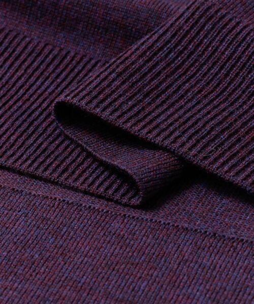かぐれ / かぐれ ニット・セーター | ウールワイドタートルネックニット | 詳細14