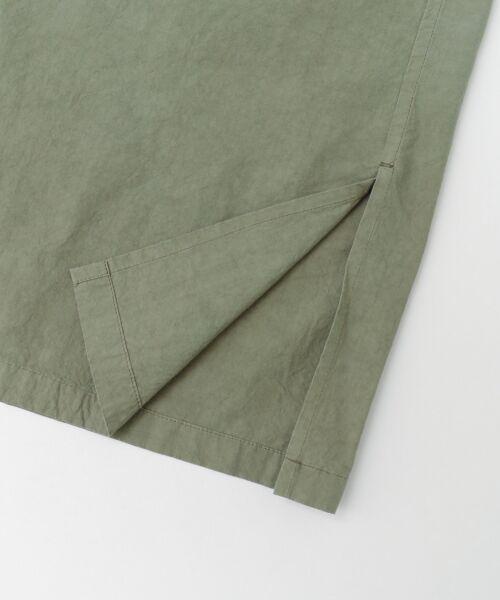 かぐれ / かぐれ ワンピース | コットンシルクシャツワンピース | 詳細16