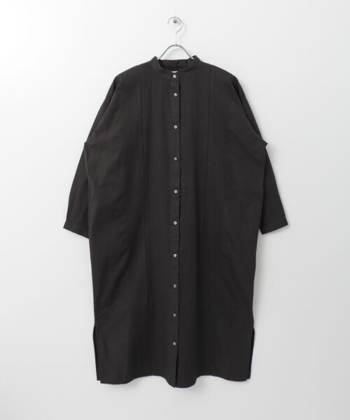 かぐれ / かぐれ ワンピース | ピンタックワイドシャツワンピース | 詳細11