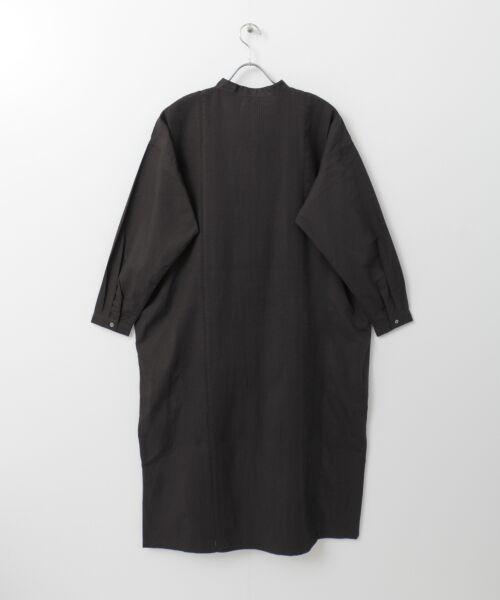 かぐれ / かぐれ ワンピース | ピンタックワイドシャツワンピース | 詳細15