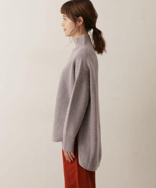 かぐれ / かぐれ ニット・セーター | タートルリブニット | 詳細14