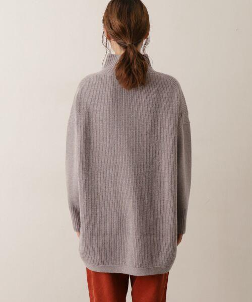 かぐれ / かぐれ ニット・セーター | タートルリブニット | 詳細15