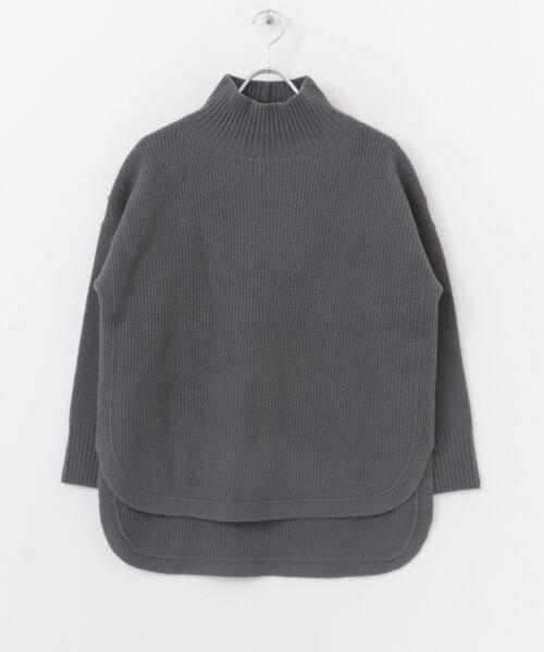 かぐれ / かぐれ ニット・セーター | タートルリブニット | 詳細16