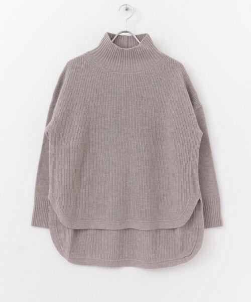 かぐれ / かぐれ ニット・セーター | タートルリブニット | 詳細17