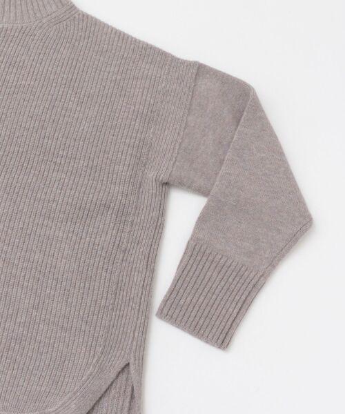 かぐれ / かぐれ ニット・セーター | タートルリブニット | 詳細18