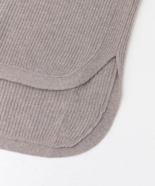 かぐれ / かぐれ ニット・セーター | タートルリブニット | 詳細19