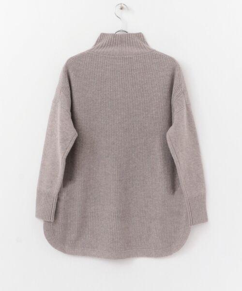 かぐれ / かぐれ ニット・セーター | タートルリブニット | 詳細20